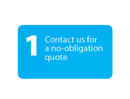 Contact us for no obligation quote