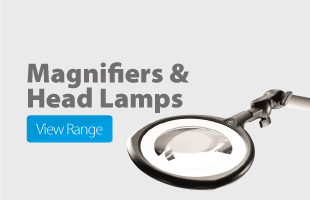 Magnifiers and Head Lamps