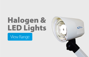 Halogen or LED