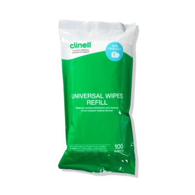 Clinell Universal Sanitisers Wipes