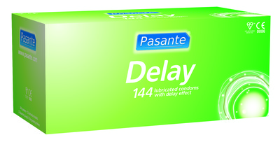 Pasante Delay Condoms - Clinic Pack x 144