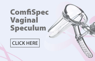 ComfiSpec Vaginal Speculum with Lock