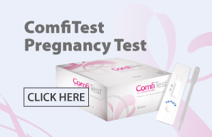 ComfiTest Pregnancy Tests