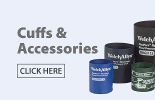 Welch Allyn Blood Pressure and ABPM Accessories