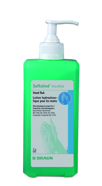 Softalind® ViscoRub Hand Rub 500ml