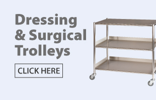 Dressing and Surgical Trolleys
