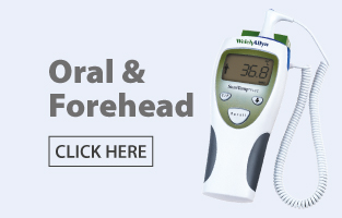 Welch Allyn Oral & Forehead Thermometers