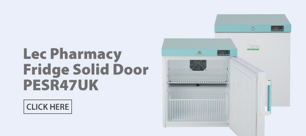 Lec PESR47UK Pharmacy Refrigerator