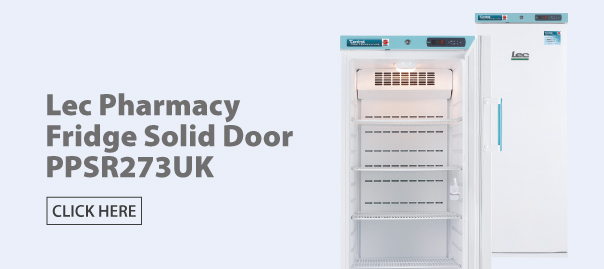 Lec PPSR273UK Pharmacy Refrigerator