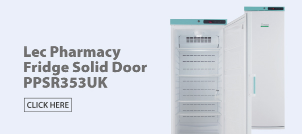 Lec PPSR353UK Pharmacy Refrigerator