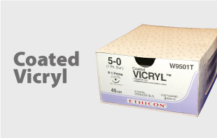 Coated Vicryl
