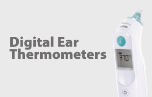 Digital Ear Thermometers