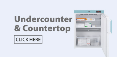 Lec Undercounter and Countertop Pharmacy Refrigerators